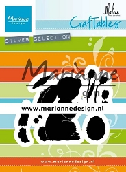 Marianne Design - Craftables Die - Bunny By Marleen