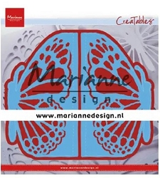 Marianne Design - Creatables Die - Gate Folding Die Butterfly