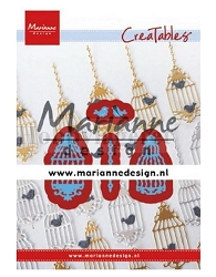 Marianne Design - Creatables Die - Small Birdcages