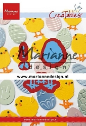 Marianne Design - Creatables Die - Tiny's Easter Chick