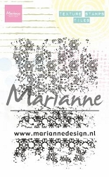 Marianne Design - Clear Stamp - Texture Tiles
