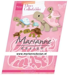 Marianne Design - Collectables Die - Eline's Turtles