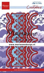 Marianne Design - Creatables Die - Anja's Mix & Match Edge