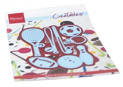 Marianne Design - Creatables Die - Sports Equipment