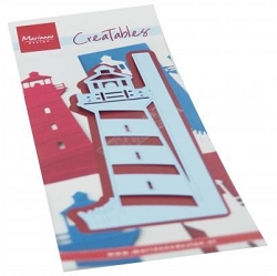 Marianne Design - Creatables Die - Gate Folding Lighthouse
