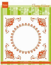 Marianne Design - Embossing Folder - Dutch Tile