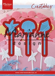 Marianne Design - Creatables Die - Sea shells pins