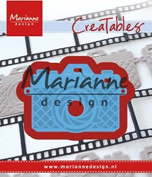 Marianne Design - Creatables Die - Photo Camera