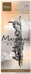 Marianne Design - Clear Stamp - Tiny's Kitten Border