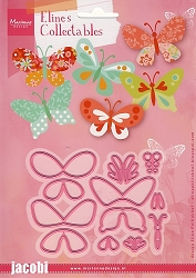 Marianne Design - Collectables Die - Eline's Butterflies