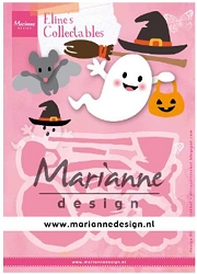 Marianne Design - Collectables Die - Eline's Halloween