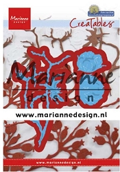 Marianne Design - Creatables Die - Petra's Cotton