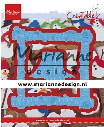 Marianne Design - Creatables Die - Tiny's Logs