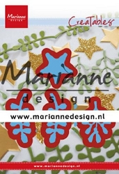Marianne Design - Creatables Die - Christmas Greenery