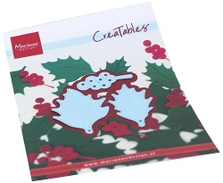 Marianne Design - Creatables Die - Holly Leaves