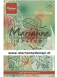 Marianne Design - Clear Stamp - Tiny's Leaves