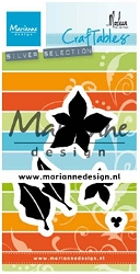 Marianne Design - Craftables Die - Poinsettia By Marleen