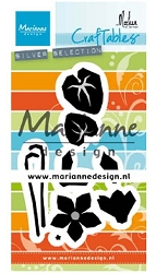 Marianne Design - Craftables Die - Cyclamen By Marleen