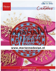Marianne Design - Creatables Die - Anja's Warm Winter Wishes