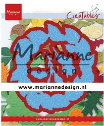 Marianne Design - Creatables Die - Tiny's Leaves Wreath