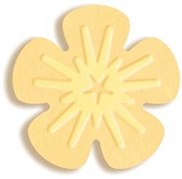 Marvy Embossing Giga Punch - Buttercup :)