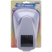 Marvy Clever Lever Punches - Giga Scalloped Square (3