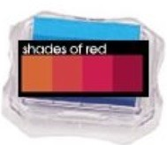Marvy Posh Blending Blox Ink Pads - Shades of Red