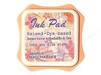 Marvy Matchables Dye Ink Pad - Pale Orange