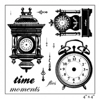 Maya Road - Clear Stamps - Time After Time
