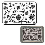Maya Road Clear Stamp Set - Wildflower Journey East