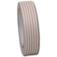 Maya Road Fabric Tape - Stripes - Khaki Beige