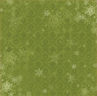 Melissa Frances-Deck the Halls-Paper-First Snow