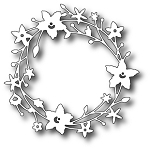 Memory Box-Die-Catalina Wreath