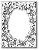 Memory Box - Die - Blooming Flower Frame