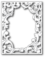 Memory Box - Die - Elliana Border Frame