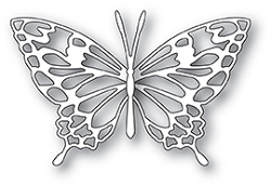 Memory Box - Die - Adora Butterfly