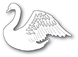 Memory Box - Die - Proud Swan