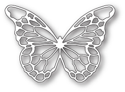 Memory Box - Die - Chantilly Butterfly