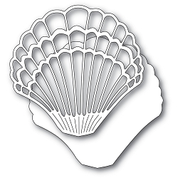 Memory Box - Die - Grand Scallop Shell