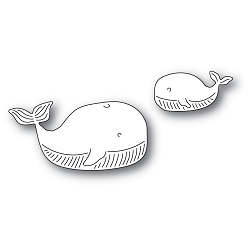 Memory Box - Die - Whale Family