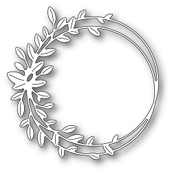 Memory Box - Die - Jovial Wreath