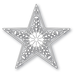 Memory Box - Die - Chandele Star