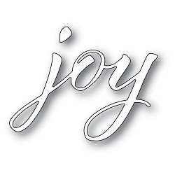 Memory Box - Die - Joy Airy Script
