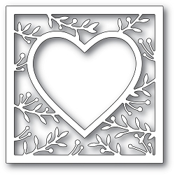 Memory Box - Die - Lavonia Heart Frame
