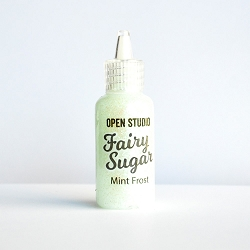 Memory Box - Mint Frost Fairy Sugar Glitter Glue