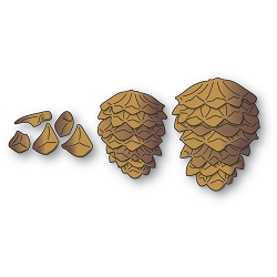 Memory Box - Die - Pinecone Stackers
