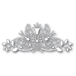 Memory Box - Die - Sofia Butterfly Border