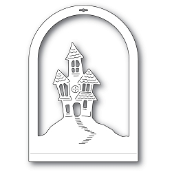 Memory Box - Die - Haunted House Dome Layer