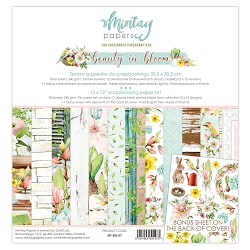 Mintay by Karola - Beauty in Bloom Collection - Collection Pack