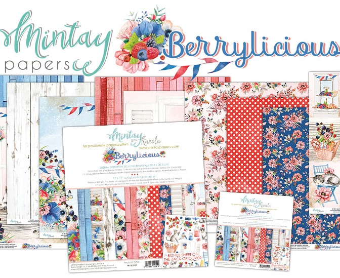 Mintay - Berrylicious Collection